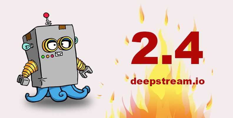deepstream.io 2.4